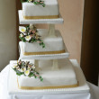 Wedding cake — Stock Photo #7115994