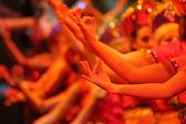 Bollywood abstract — Stock Photo