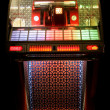 Wurlitzer Jukebox 1 — Stock Photo