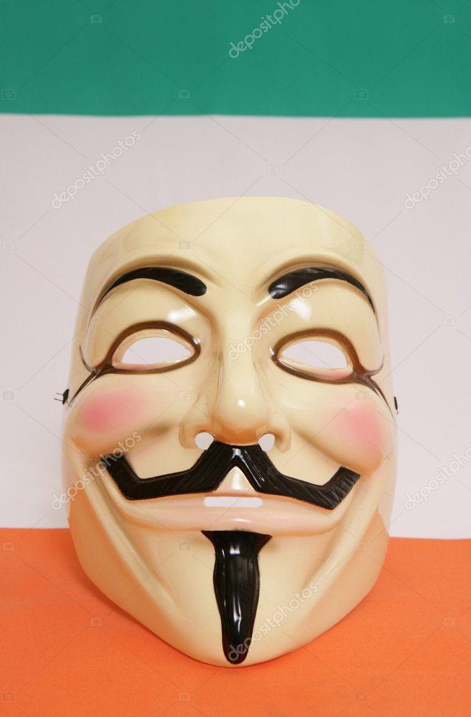 Как сделать маску 14