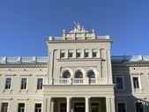 Pałac oginsky w słoneczny dzień — Zdjęcie stockowe