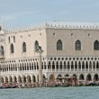 Lagoon of Venice with the sea — Stock Photo #7186892