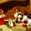 Nativity scene Presepio S021 - Stock Photo