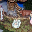 Nativity scene Presepio S005 - Stock Photo