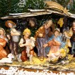 Mary and Joseph and the birth of Jesus at Christmas 15 — Stock Photo