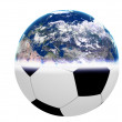 World Football — Stock Photo #7285426