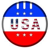 America Badge — Stock Photo