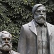 Постер, плакат: Marx and engels