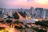 São Paulo & Lights — Stock Photo