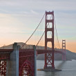 San Francisco - Golden Gate Bridge — Stock Photo