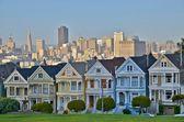 Sunset in San Francisco CA — Stock Photo