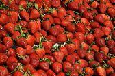 San Francisco - Strawberrys — Stock Photo