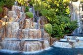 Las Vegas - Wynn Waterfall — Stock Photo