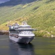 Flaam - Fjords Ship — Stock Photo #7219690