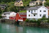 Norway - Stryn — Stock Photo