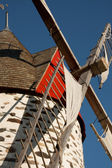 Old wind mill — Stock Photo