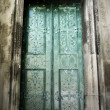 Old doors — Foto Stock