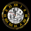 Time & money concept — Stock Photo #7777983