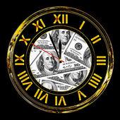Time & money concept — Stock Photo