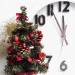 New Year's decoration - Foto Stock