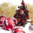 Christmas background — Stock Photo #7810155