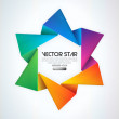 Royalty-Free Stock Vector Image: Vector star
