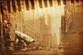 Broadway muziek — Stockfoto