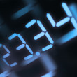Digital clock — Stock Photo #7110344