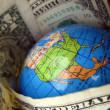 Stock Photo: Dollar World