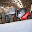 Forklift — Stock Photo #7110778