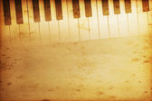 大钢琴 — 图库照片