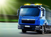 Breakdown vehicle — Stockfoto