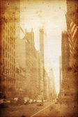 Broadway — Zdjęcie stockowe