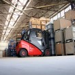 Forklift — Stock Photo
