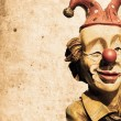 Stock Photo: Clown