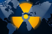 Nuclear world — Stock Photo