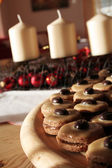 Christmas cookies — Stock fotografie