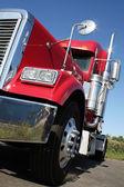 Amerykański truck — Zdjęcie stockowe