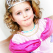 Royalty-Free Stock Photo: Little princess