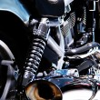 Bike Motor — Stock Photo #7154923