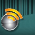 RFID-tag — Stockfoto