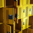 Lockers — Stock Photo