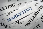 Marketing — Zdjęcie stockowe