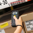 Barcode scanner — Stock Photo #7202149