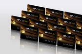 Electronic card — Stock Photo