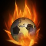 燃焼 — ストック写真