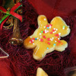 Christmas cookies — Stock Photo #7479122
