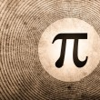 Mathematics pi - Stock Photo