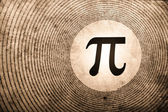Mathematics pi — Stock Photo