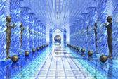 Hall Of Knowledge - Fantasy Scene — Стоковое фото